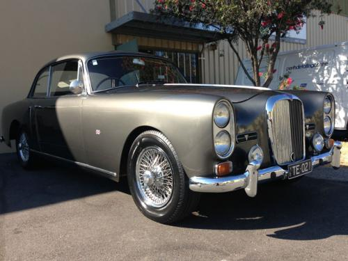 Alvis Swissvax Crystal Rock Wax Detail