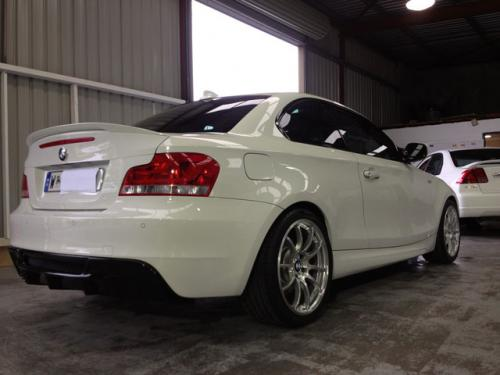 BMW 135i Paint Protection