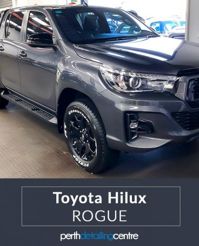 New Toyota Hilux Rogue